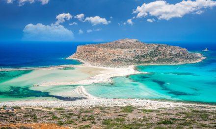 Balos Beach, Creta – insula misterioasa