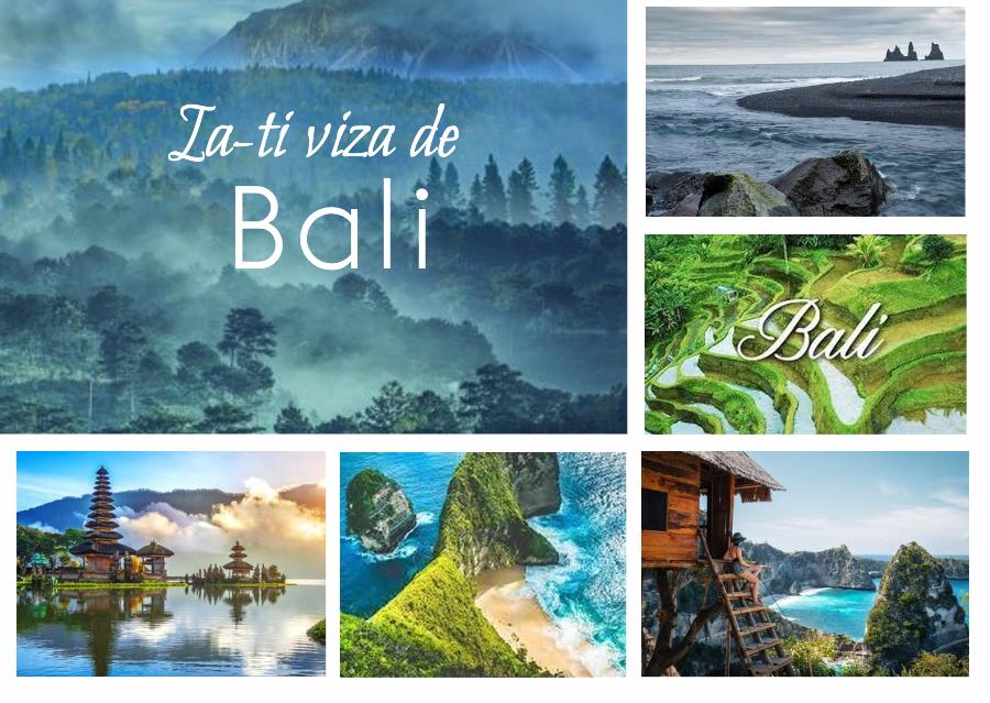 Cum primesti viza de Bali acum